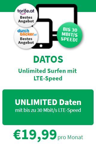 unlimitiertes Internet